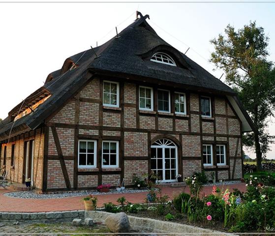 Ferienhaus auf dem Gelände der Gutsscheune - Rappin - House