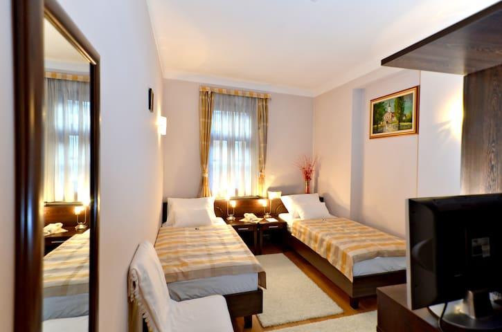 Room with private bathroom - Varaždinske Toplice - Dům