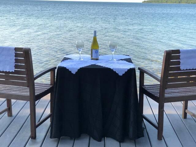 Serene Lake Huron Waterfront Jewel
