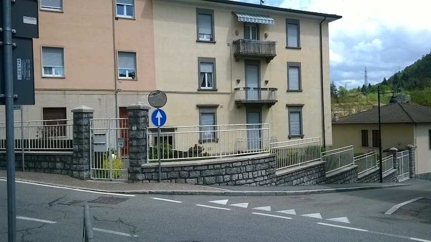LARGE APARTMENT in Ponte Nossa (Bg) Italy
