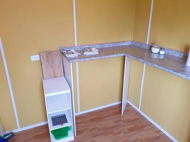 Habitaciones Privadas con baño y cocina compartida