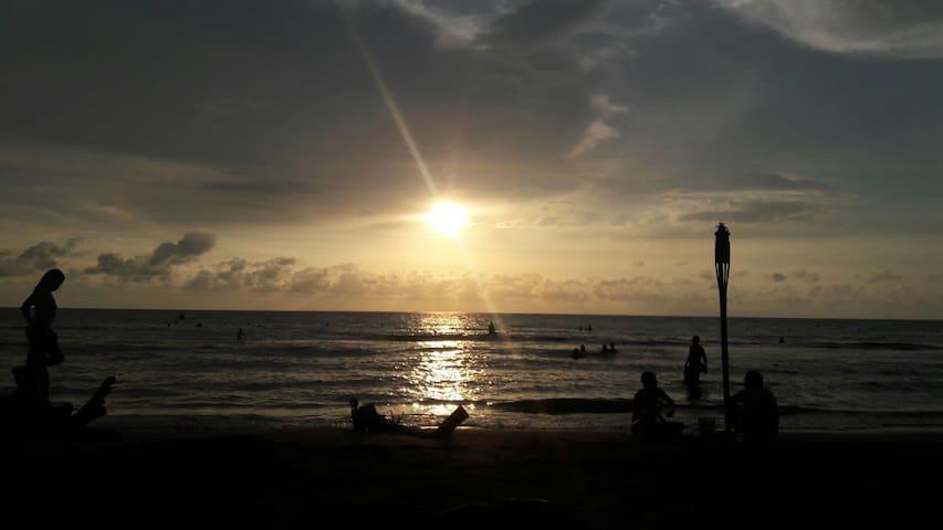 Apartamento amoblado en playa Pradomar