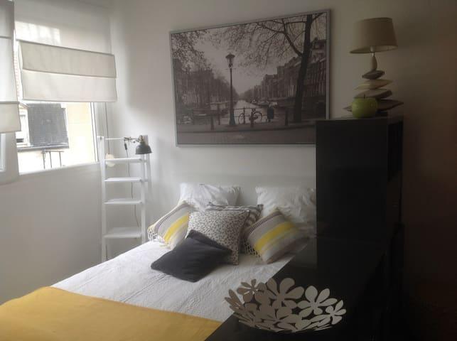 studio tout confort dans quartier vivant - Reims - Daire