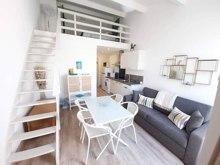 Appartement lumineux  à Calvi