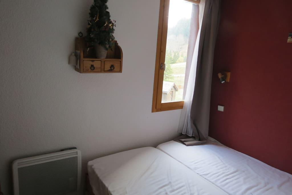 Chambre niveau 1
