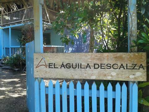 Acogedora cabaña en Bahía Solano