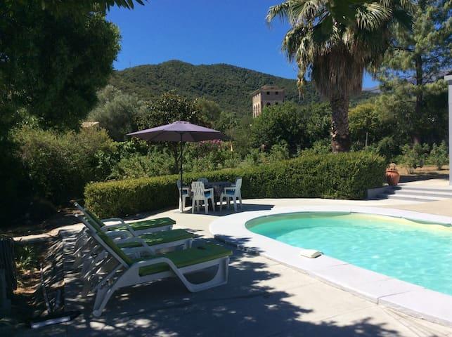 Villa Harmonieuse entre Mer, Montagne & Nature