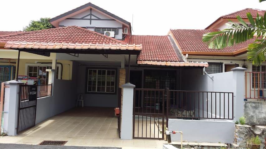 Uitm Puncak Alam Single Storey - RS Homestay