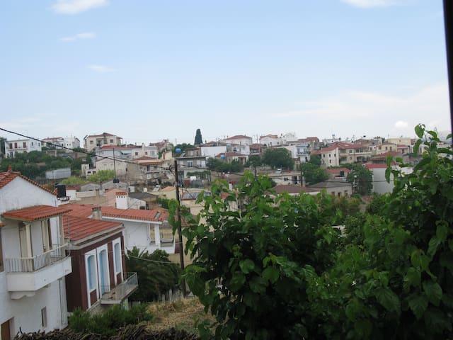 House with view of Nenita Village