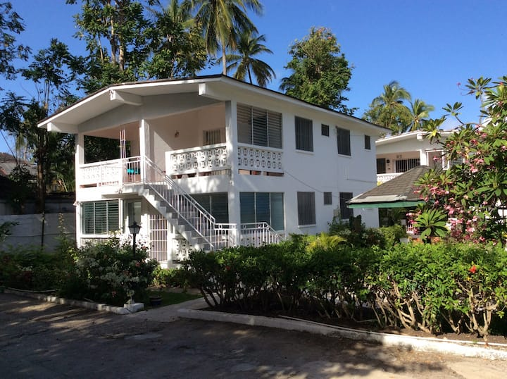Excellent location - 40 m from fabulous beach!