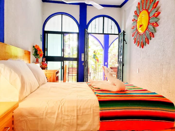 Casa Dalia, Beautiful Rooms in Zicatela
