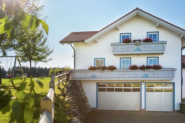 Comfortable apartment in Allgäu on a working farm