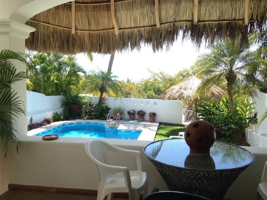 Where you'll spend your days at Casa Susana!