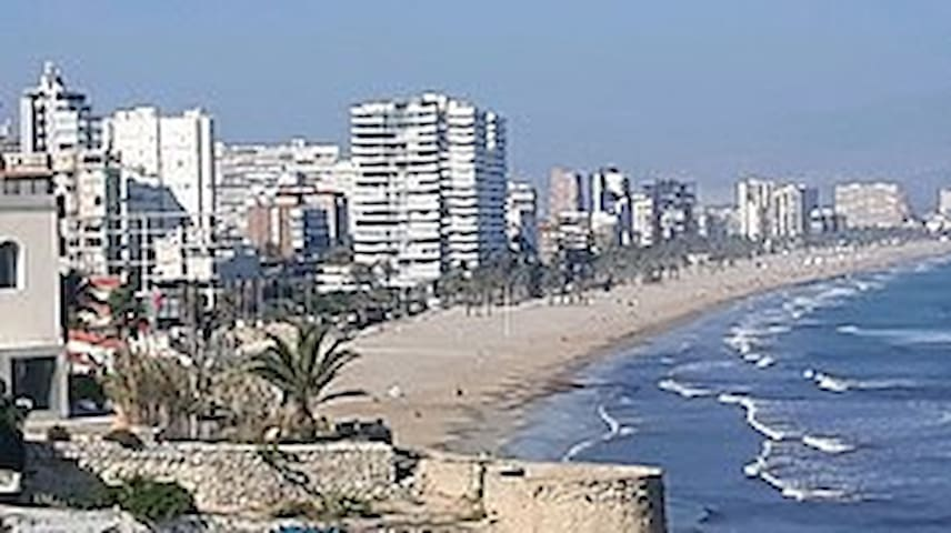 Guidebook for Alacant/San Juan Playa