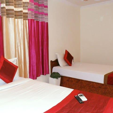 Hotel Sehrawat inn - Double Deluxe
