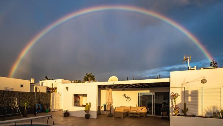 Villa Beatriz - Oase der Ruhe - Papagayostrände