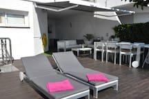 Miramar! Casa de diseño con piscina privada!!