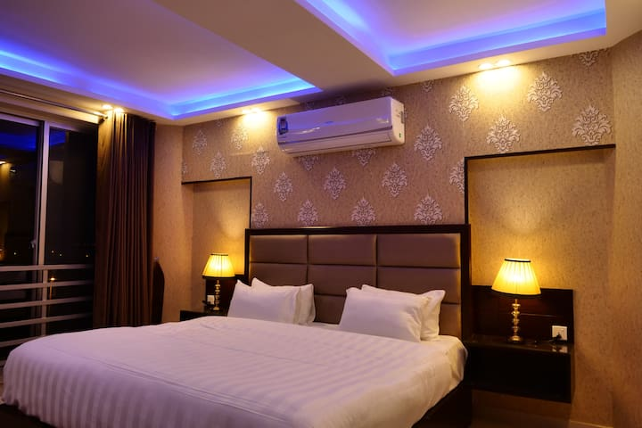 Deluxe Two bed apartment Lahore
