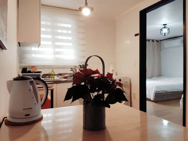 (Open Sale) HongDae stn. exit#3, 2room 3bed (101)