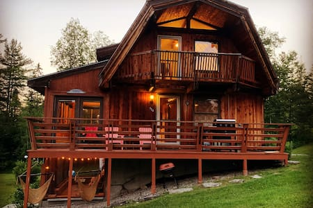 Mountain View Chalet
