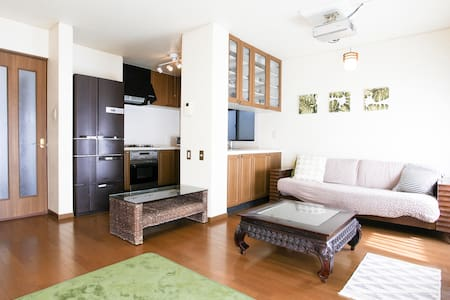 BIG house!Family&Group/Free 2parking!/Nagoya - Shōwa-ku, Nagoya-shi - บ้าน