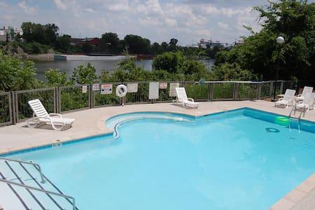 Downtown Nashville River Front Condominium