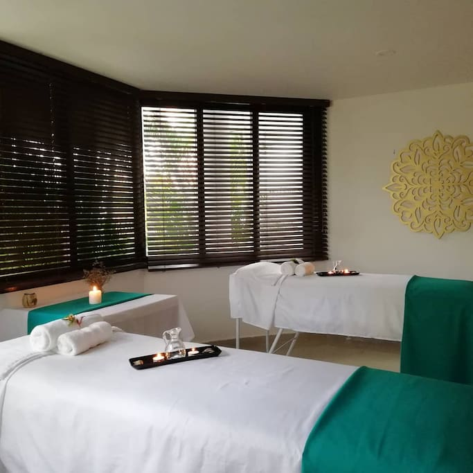 Spa (Sala de masajes)
