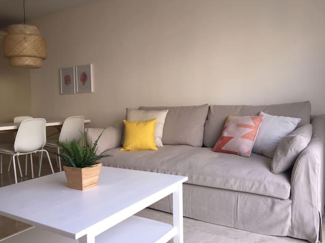 RJ233 Moderno y cómodo apartamento cerca del mar