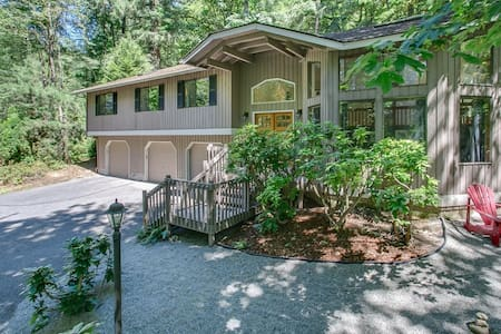 King size bed private room 3 - Issaquah - Casa