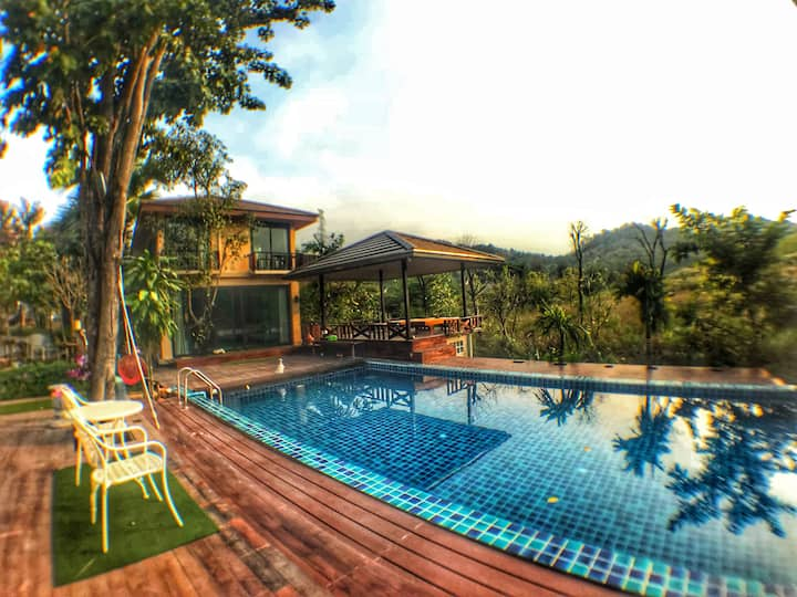 Cozy & Quiet House with breakfast near Bangkok