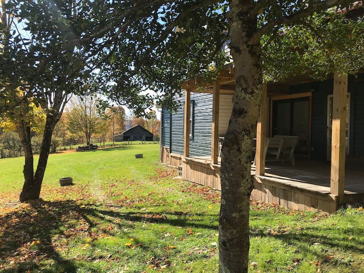 Harper Farmhouse on 60 acres with private trails