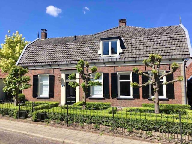 Rijksmonument op de Utrechtse Heuvelrug