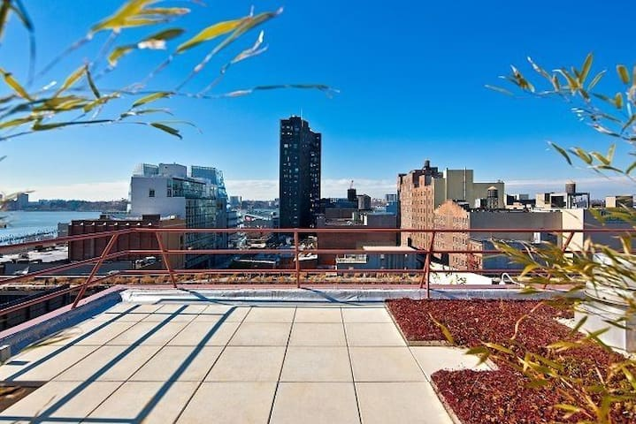 Beautiful 2bedroom loft Highline/Chelsea