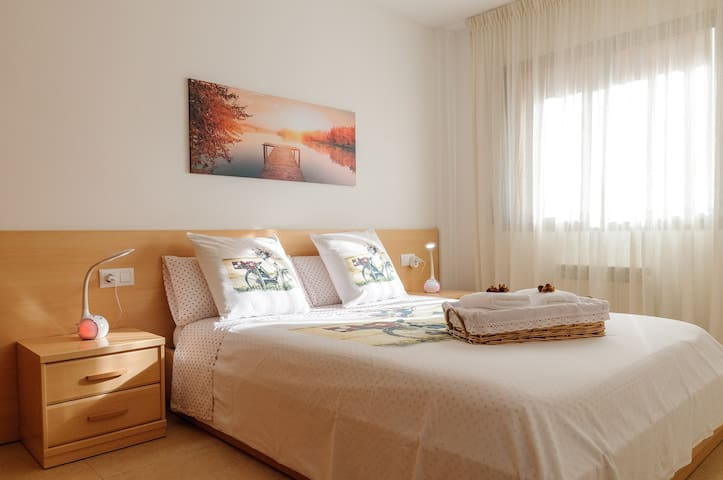 """Apartamento """"El Lilà - 2"""" ( parking incluido )"""