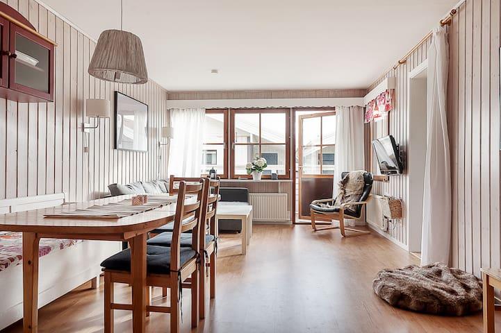 Mysig lägenhet vid Åre Torg - Åre - Pis
