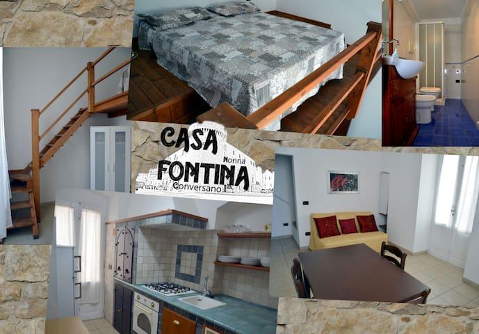 Casa Nonna Fontina (Appartamento Privato)