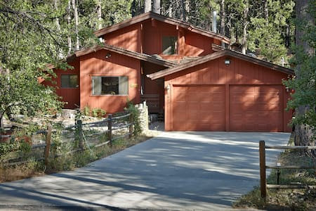 Treehouse Lodge - Idyllwild-Pine Cove