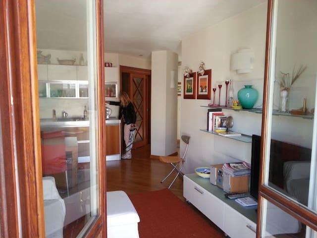 Appartamento centralissimo - Limone Piemonte - Daire