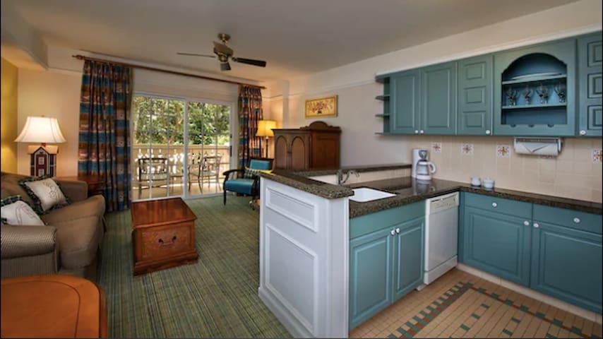 Disney Saratoga Springs 2-Bedroom