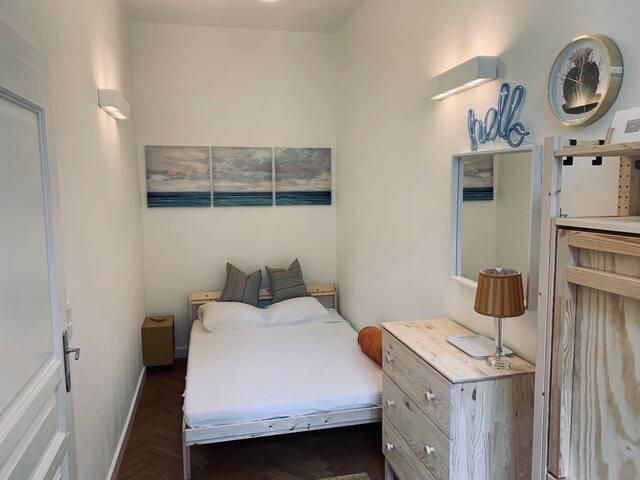 Quiet & cosy room