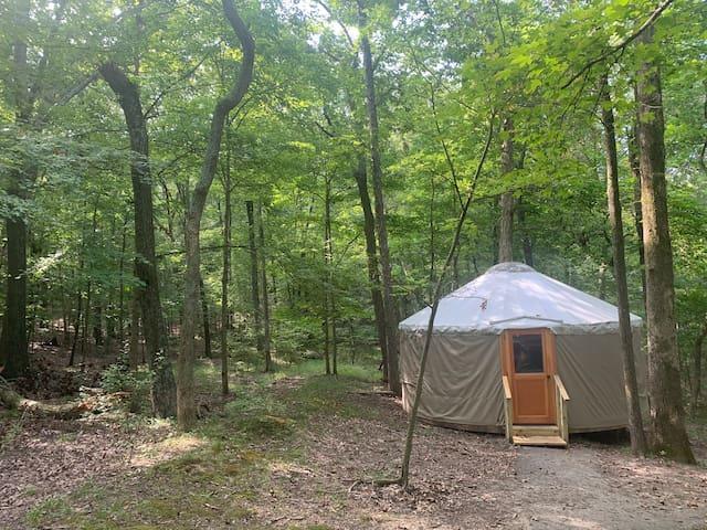 Yurt Village @ Camp Manitowa - Cedar Point