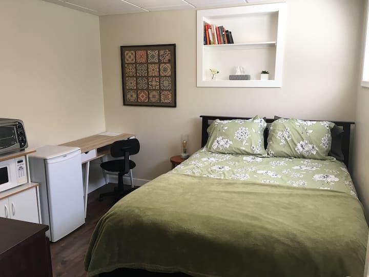 North Park - private studio suite