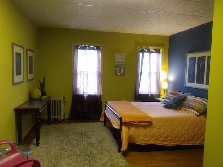 Bohemy Inn Bedroom 4