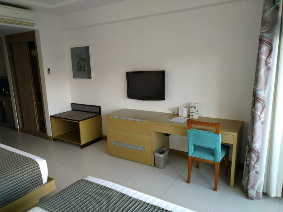 Office Table Area