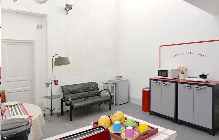 Loft Atelier Saint Louis - Saint-Savin - Loft