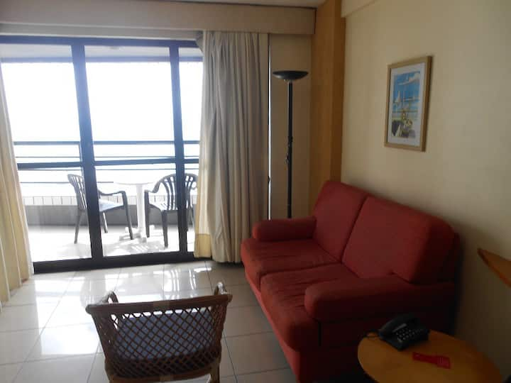 Praia Mansa Suite Hotel - Apto de 1 quarto