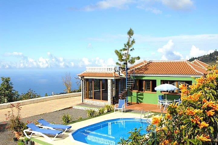 Casa Lina - one million dollar view - Tijarafe - House