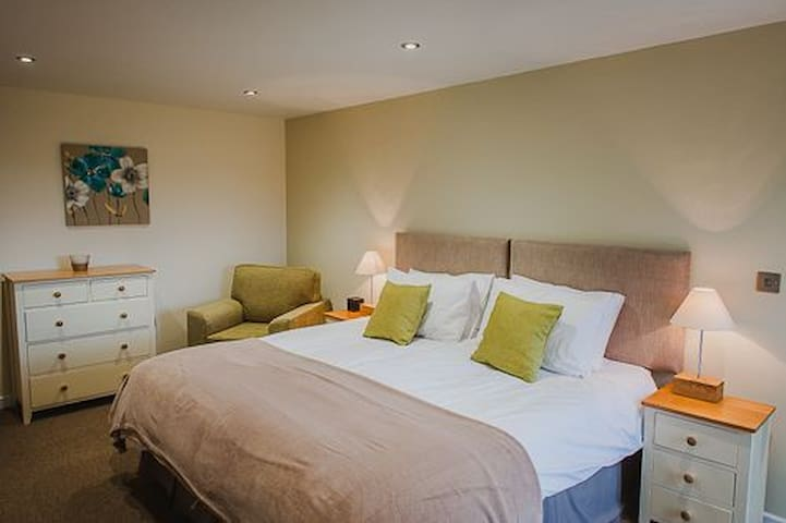The Cowshed - Burrington, Ludlow - Apartment
