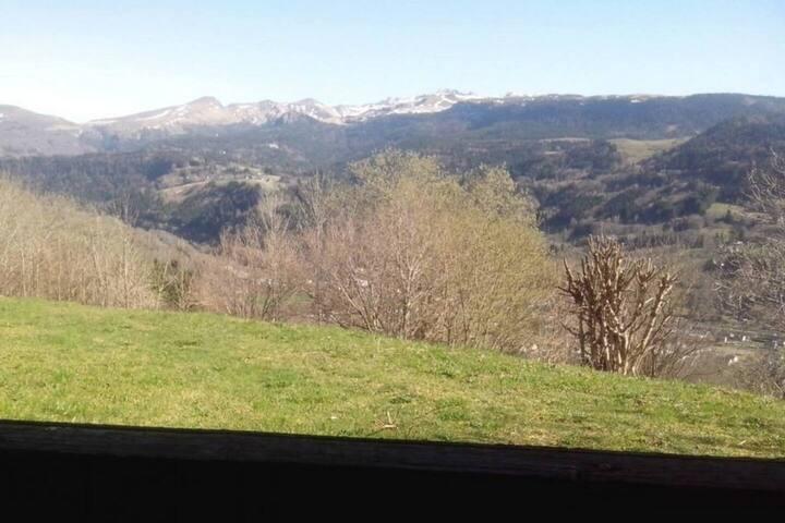 Duplex 38m2 vue Puy de Sancy