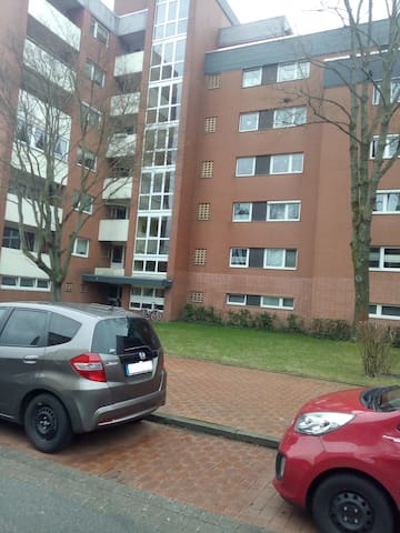 Wohnung Flat Messe/Exhibition 14 min - Hannover - Apartment